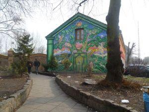 The Christiania area