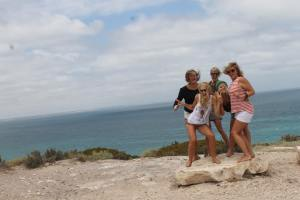 Us girls having way too much fun in Yorkes..  Such a good weekend away..