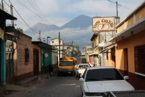 Antigua streets2