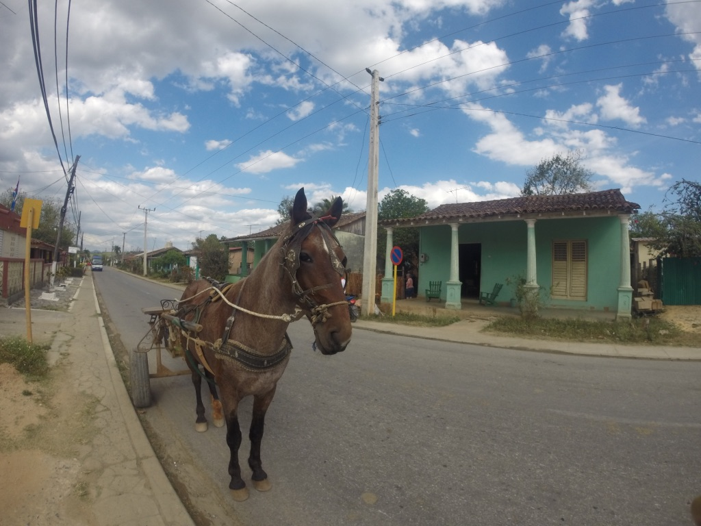 Off the grid in Cuba..