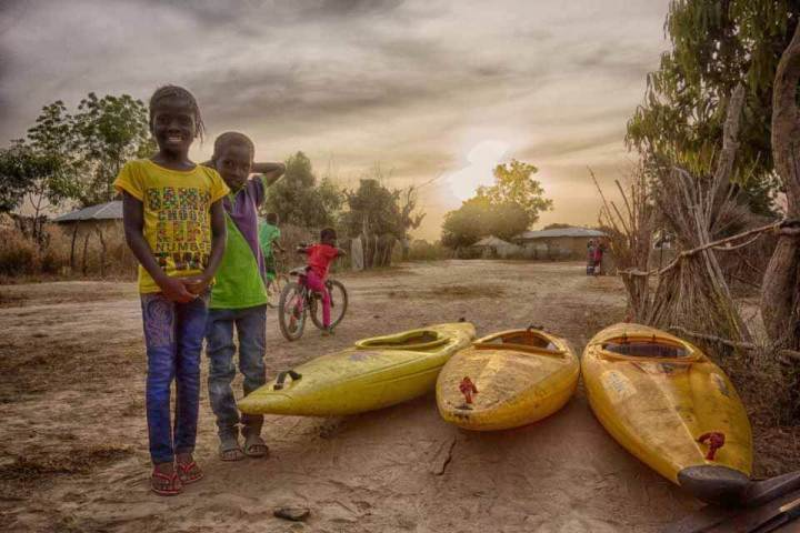 Footsteps eco-lodge Gambia | 6 of the best photos competition | 2017 finalist Simon Fenton - Dave Adams