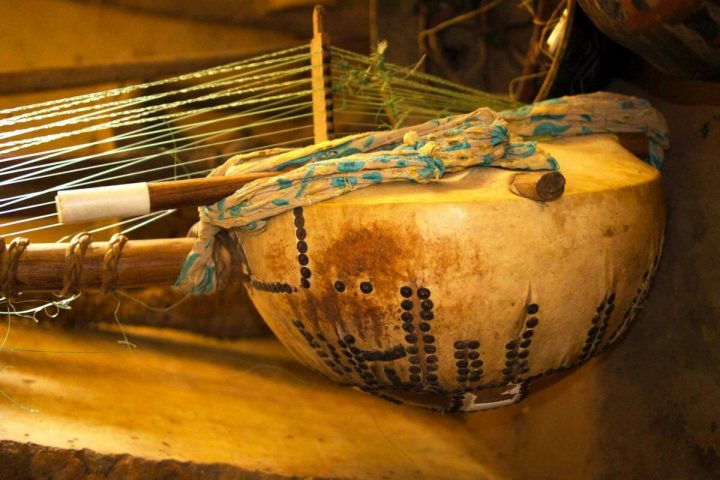 Gambia activities | Kora