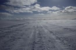 Road Myvatn