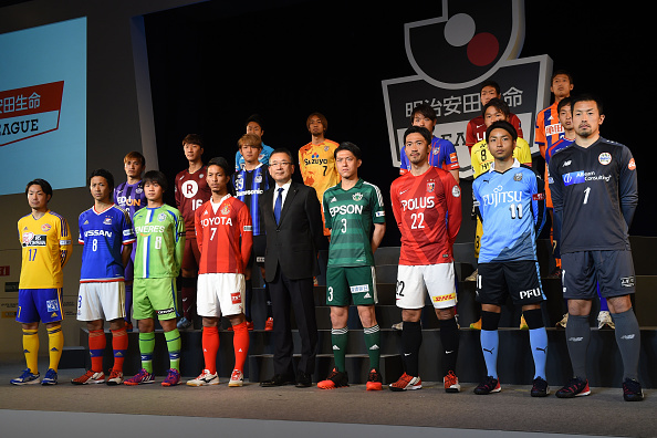 2015 J League Press Conference