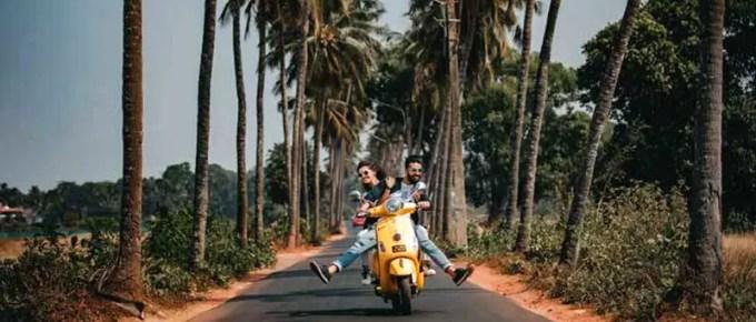 What to Wear Motorcycle Passenger FI