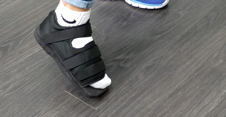 Operations That Require Post Operative Shoes