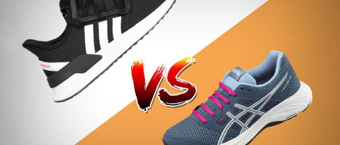 Sneakers Vs Running Shoes