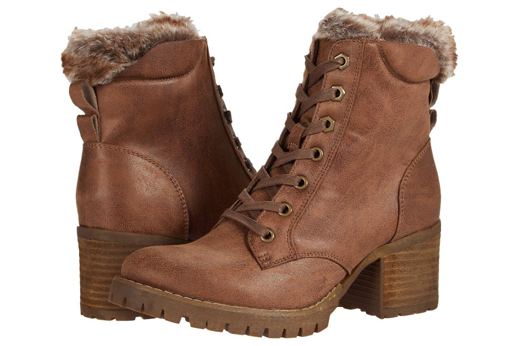 12 Heeled Winter Boots to Keep You Warm & Dry