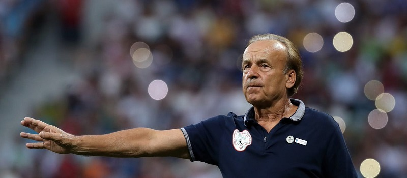 Gernot Rohr: Nigeria coach disappointed over Argentina loss -  Footy-GHANA.com