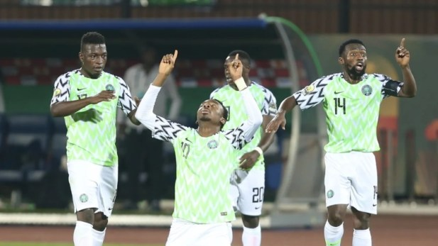 Image result for pic of nigeria u23 team beat zambia