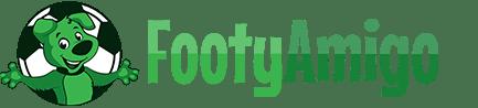 footy amigo website logo green