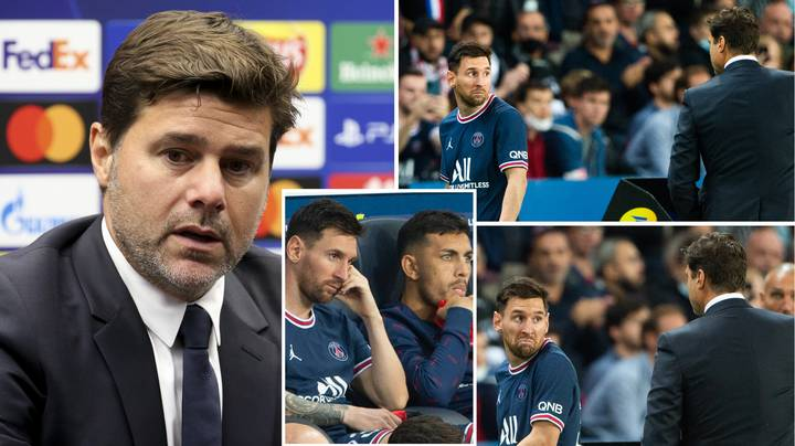 Paris Saint Germain (PSG) gaffer Mauricio Pochettino has a burden lifted off his shoulders after the French club confirmed that 6 time Ballon d'Or winner Lionel Messi suffered a minor knee injury.