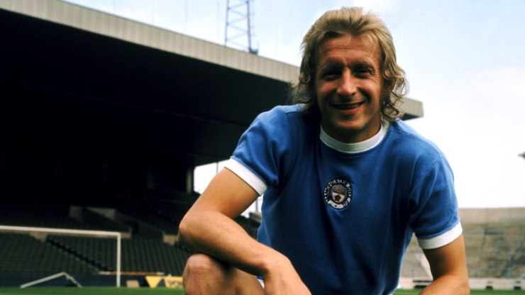 Denis Law, Manchester City