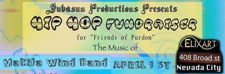 Hip Hop Benefit for Friends of Purdon