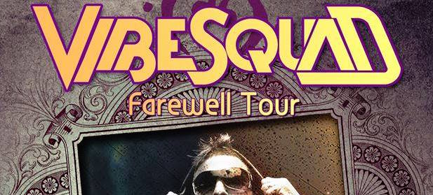VibeSquad Farewell Tour – Fundraiser for FOP