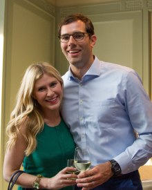 Amelia and Mike Larsen