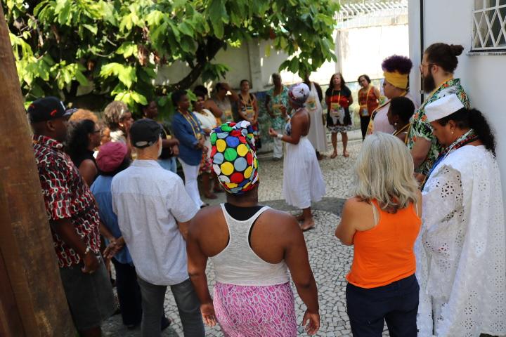 Foto: Ana Paula Rosário (Arquivo Odara - Instituto da Mulher Negra)