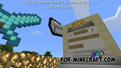Blue Fine Server Minecraft PE 0140