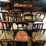 Antiques Bazaar Dining And Banqueting Chairs 50x Antique Vintage Dining Chairs Glasgow