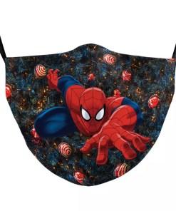 Mascarilla reutilizable Spiderman (1)