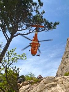 Resgate de Helicóptero