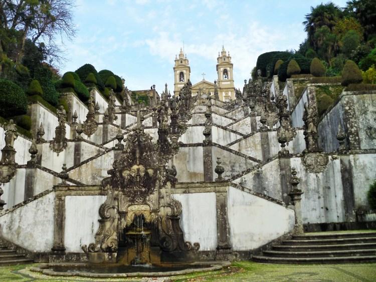 Igreja Bom Jesus do Monte, Braga, Portugal