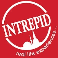 Intrepid travel logo