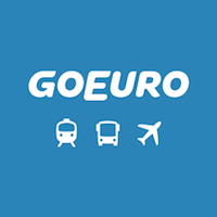 GoEuro travel app