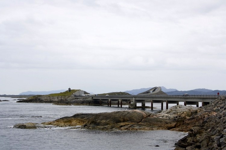 Atlantic Ocean Road – Noruega