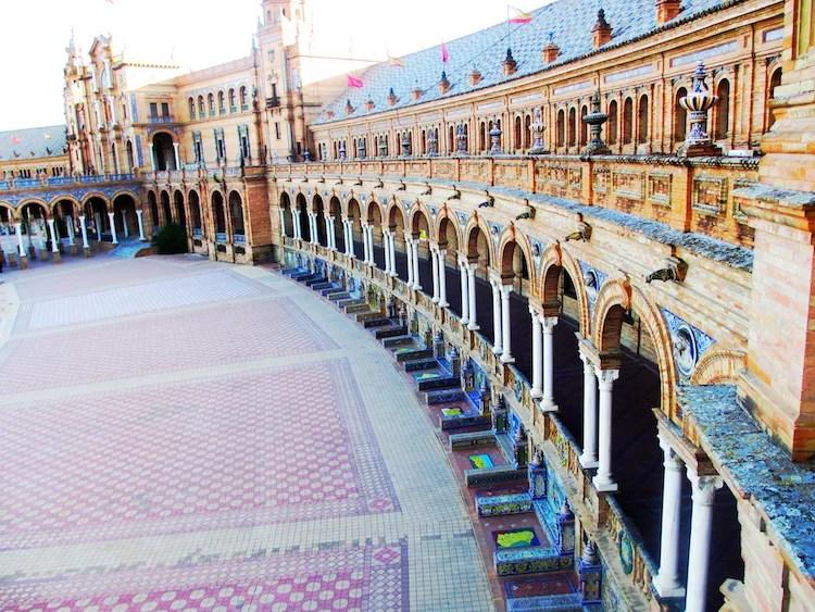 Praça de Espanha Sevilla