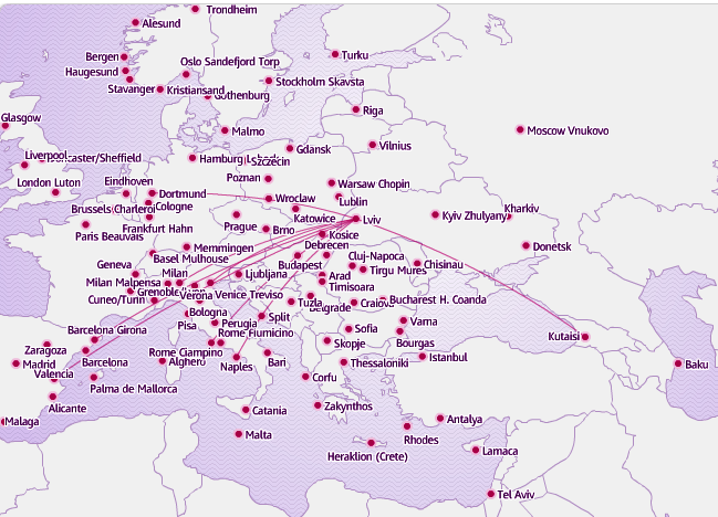 Passagem barata Europa