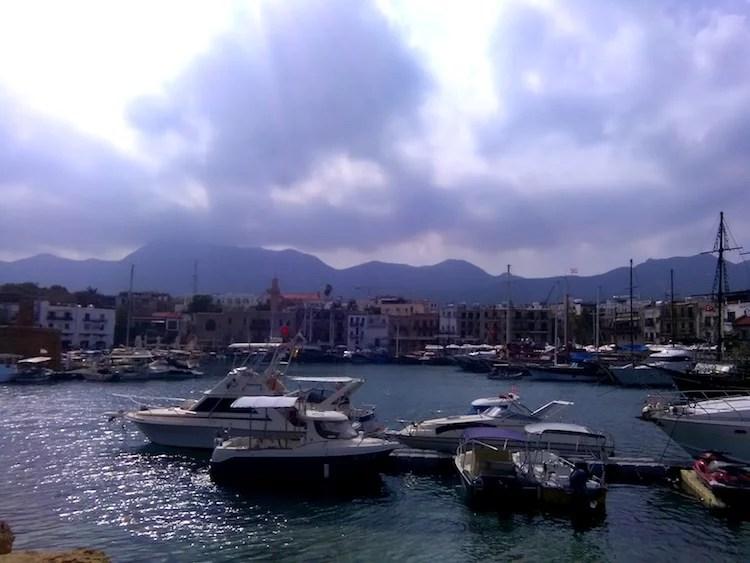 Baía Fortaleza Kyrenia/Girne