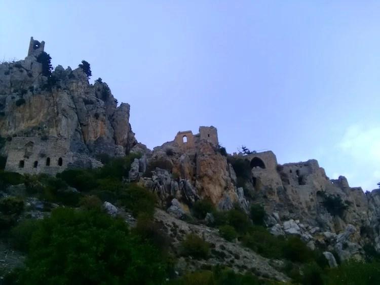 Castelo Saint Hilarion