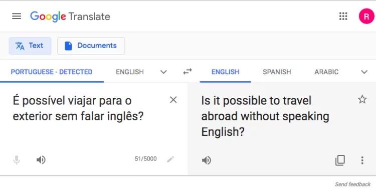 Viajar para o Exterior sem falar Inglês
