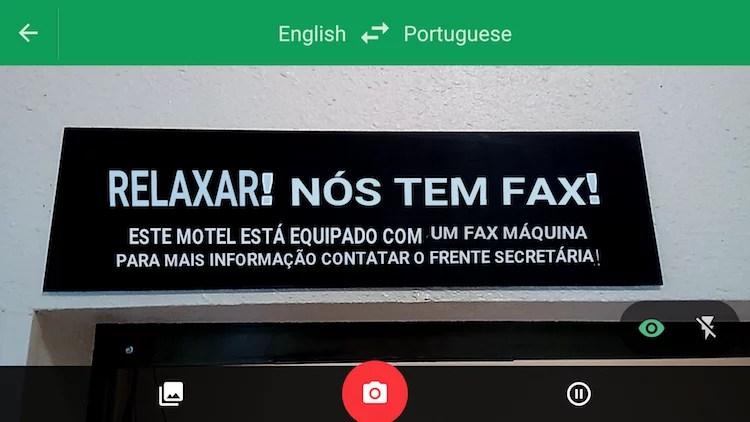 Como usar o Google tradutor