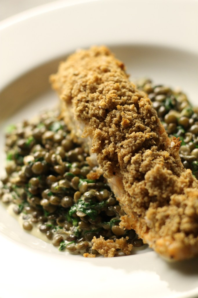 Jess - Salmon lentils#3