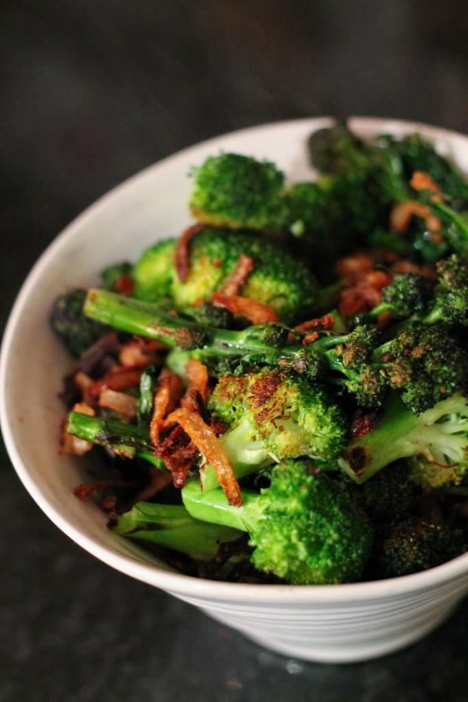 Jess - broccoli