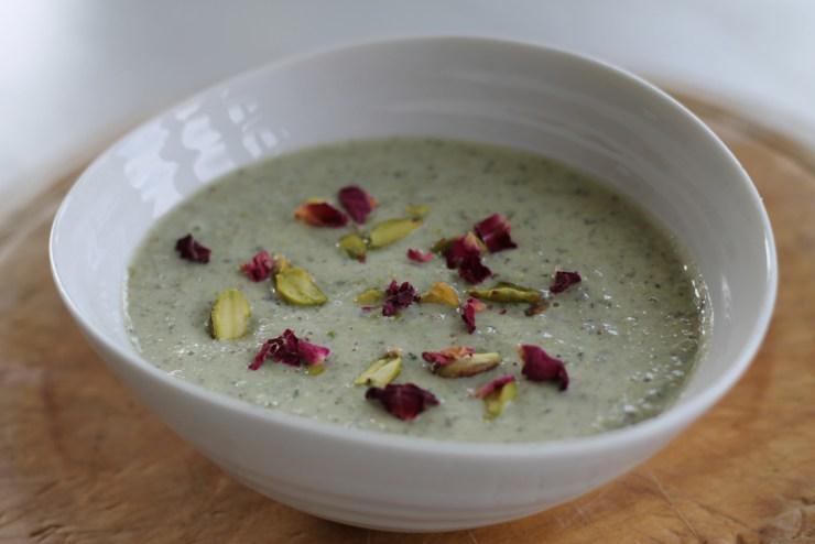 Jess - Iranian pistachio soup2