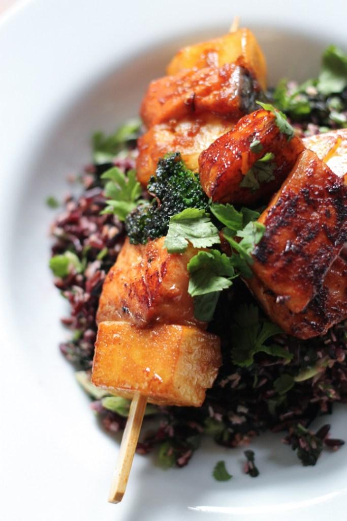 Jess - Salmon and Thai rice2