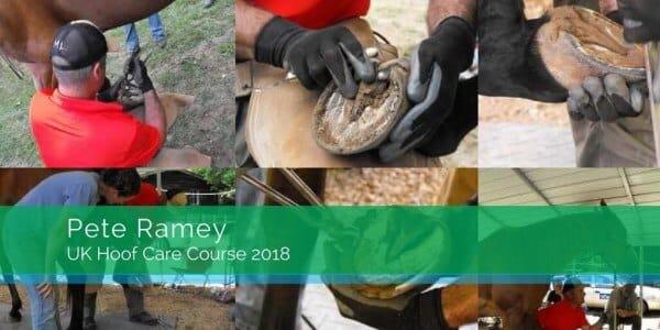 Pete Ramey - UK Hoof Care Course 2018