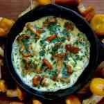 omelet aux girolles chanterelle omelet