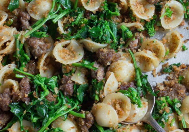 Orrechiette alla Barese with spring raabs (5)