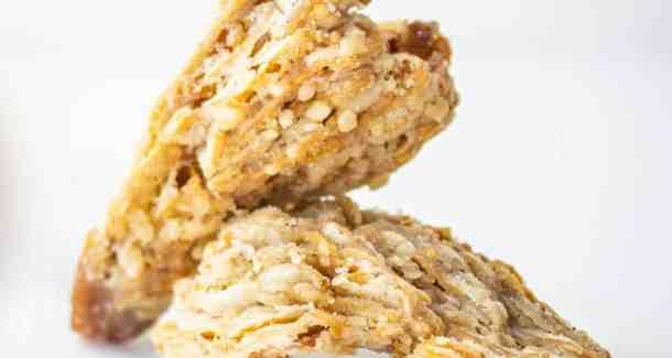 oyster mushroom croutons