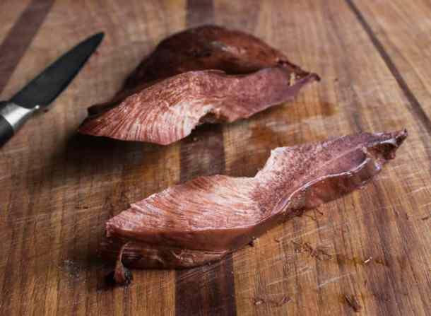 Beefsteak mushrooms