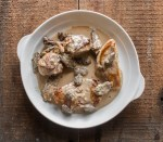 Chicken and Morels Mushroom Sauce Recipe