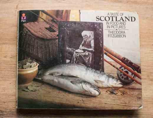 A Taste of Scotland, by Theodora FItzgibbons