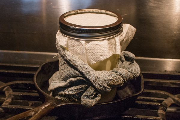 Fermented horseradish creme fraiche recipe