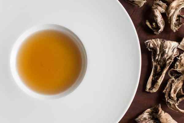 Black staining polypore or Meripilus sumstinei broth recipe