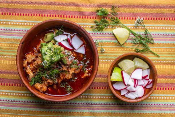 Lamb head posole recipe