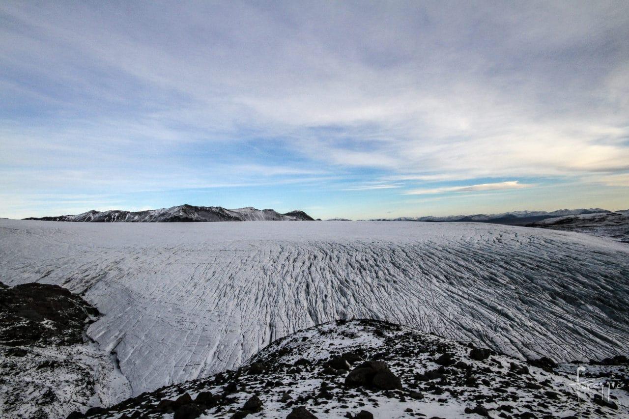 Vatnajökull, Iceland, glacier